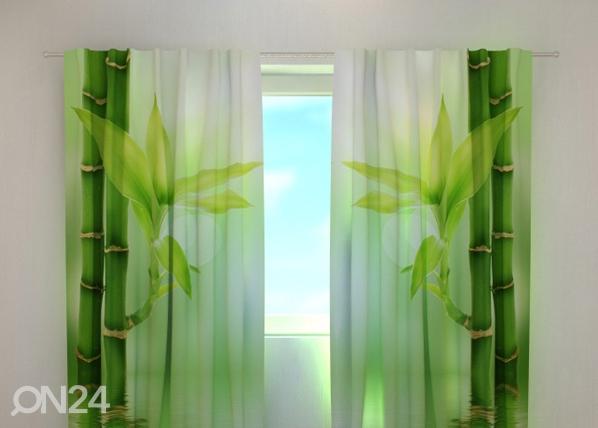 Poolpimendav kardin Green bamboo 240x220 cm ED-98140
