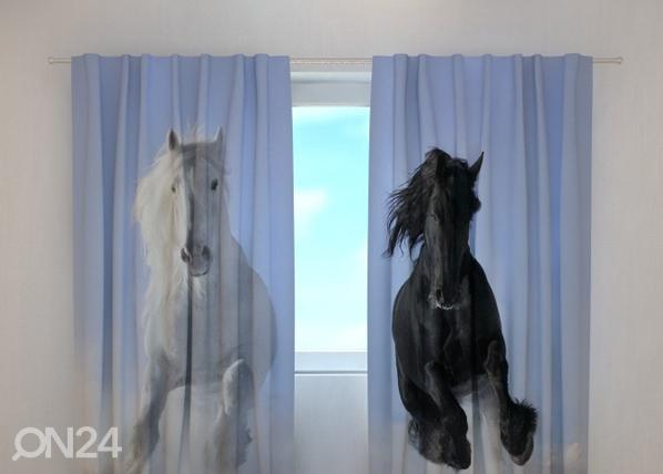 Pimendav kardin Horses 1, 240x220 cm ED-98186