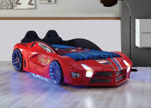 Voodi Luxury Car 90x190 cm TF-98211