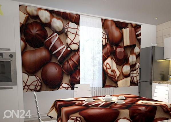 Poolpimendav kardin Sweets 200x120 cm ED-98312