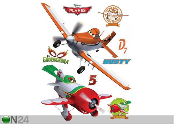 Seinakleebis Disney planes 65x85 cm ED-98764