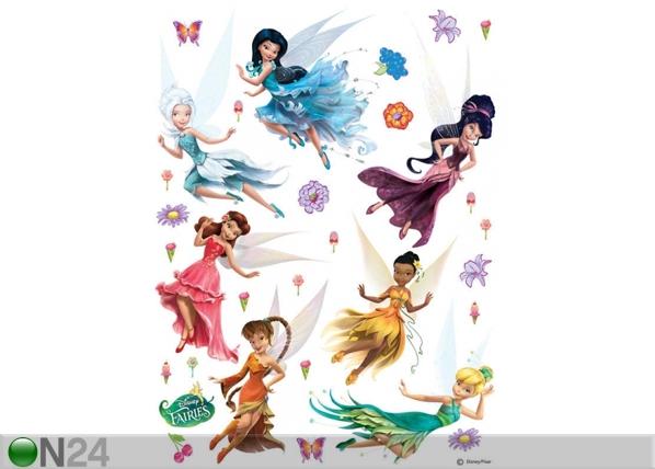 Seinakleebis Disney fairies 2, 65x85 cm ED-98833