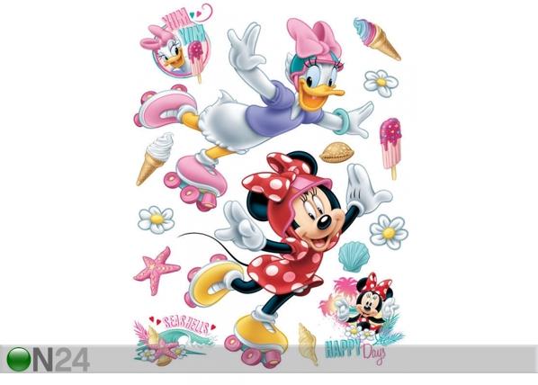 Seinakleebis Disney Minnie and pony 65x85 cm ED-98857