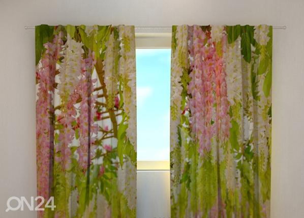 Läbipaistev kardin Laburnum Flowers 240x220 cm ED-99303