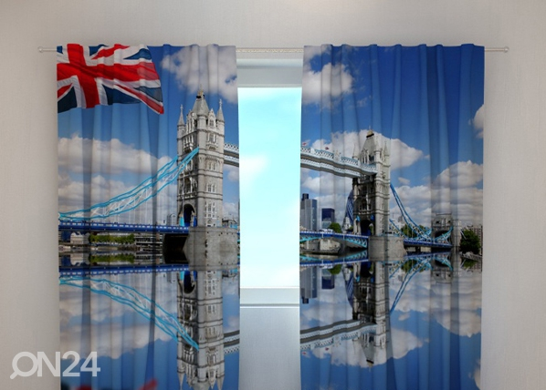 Pimendav kardin London Bridge 240x220 cm ED-99388