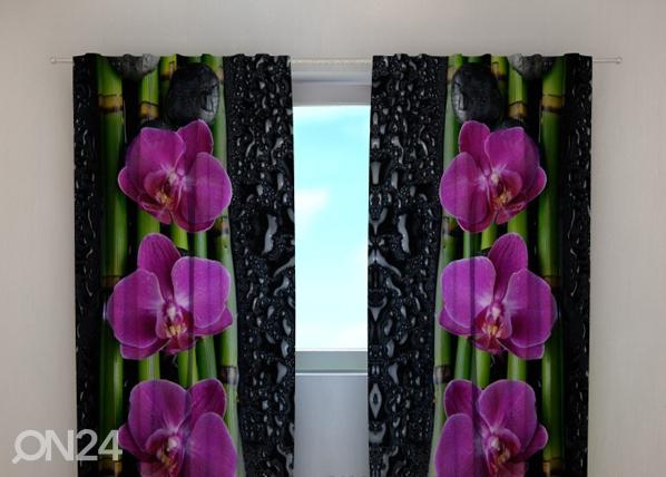 Pimendav kardin Luxury orchid 240x220 cm ED-99406