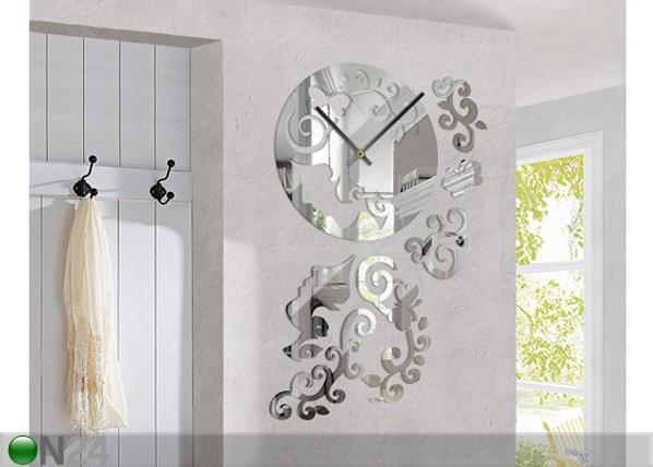 Dekoratiivne seinakell Beauty Mirror ED-99602