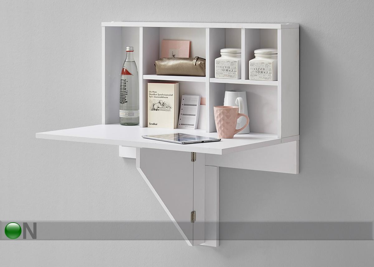 riiuliga klapplaud arta 2 sm 124709 on24 sisustuskaubamaja. Black Bedroom Furniture Sets. Home Design Ideas