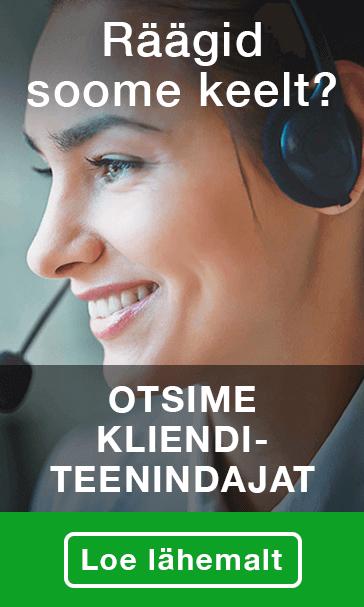 Klienditeenindaja
