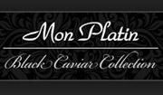 Mon Platin Black Caviar Collection