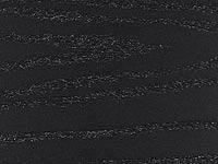 must puidusüüga